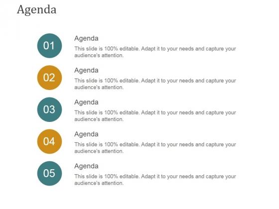 Agenda Ppt PowerPoint Presentation Slides Display