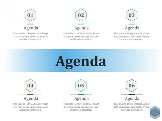 Agenda Ppt PowerPoint Presentation Styles Deck