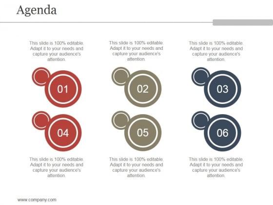 Agenda Ppt PowerPoint Presentation Styles