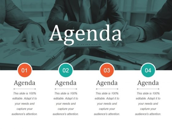 Agenda Ppt PowerPoint Presentation Template