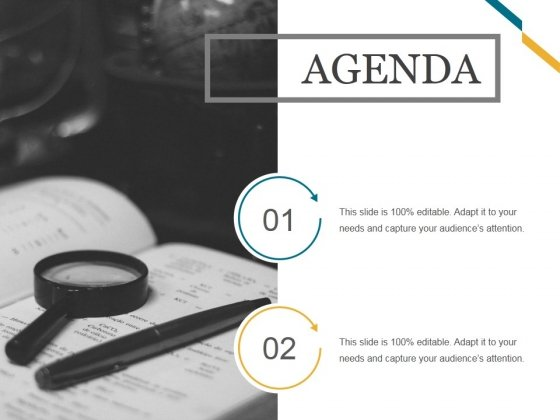 Agenda Template 1 Ppt PowerPoint Presentation Information