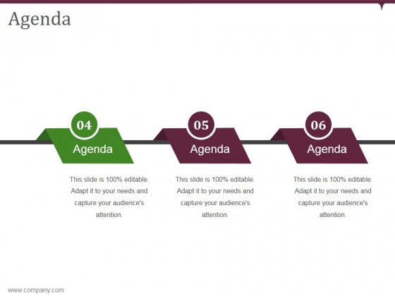 agenda template 2 ppt powerpoint presentation background images
