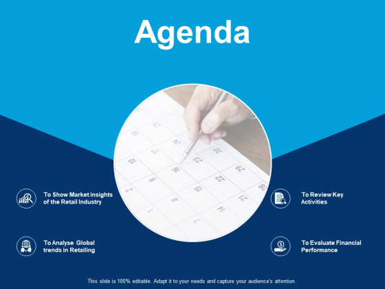 Agenda To Review Key Activities Ppt PowerPoint Presentation Infographics Themes