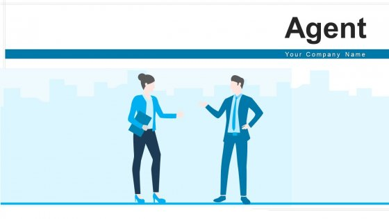 Agent Product Business Ppt PowerPoint Presentation Complete Deck