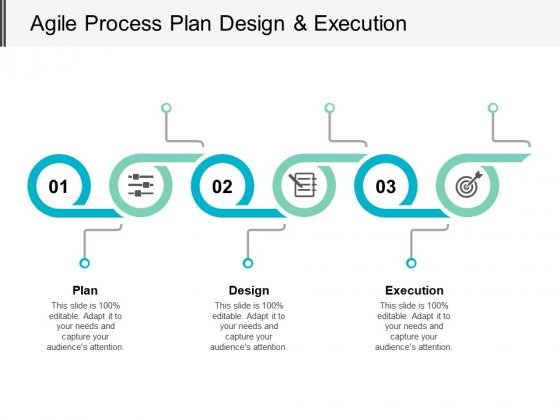 Agile Process Plan Design And Execution Ppt PowerPoint Presentation Summary Skills