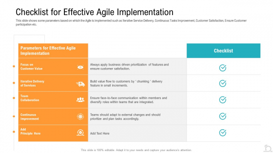 Agile_Techniques_For_Improving_Tasks_And_Enhancing_Team_Performance_Ppt_PowerPoint_Presentation_Complete_Deck_With_Slides_Slide_13