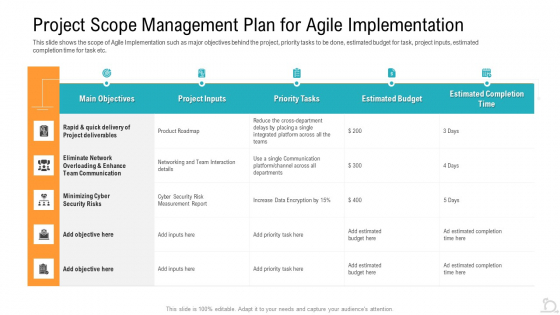Agile_Techniques_For_Improving_Tasks_And_Enhancing_Team_Performance_Ppt_PowerPoint_Presentation_Complete_Deck_With_Slides_Slide_6