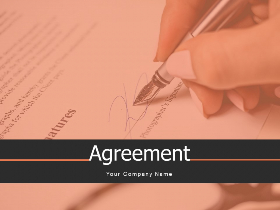Agreement Dollar Mobile Ppt PowerPoint Presentation Complete Deck