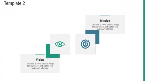 Aim And Objective Statement Template Mission Ppt File Format PDF