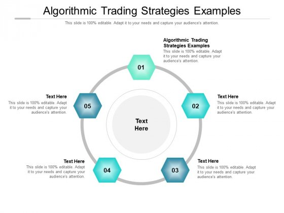 Algorithmic Trading Strategies Examples Ppt PowerPoint Presentation Show Shapes Cpb Pdf
