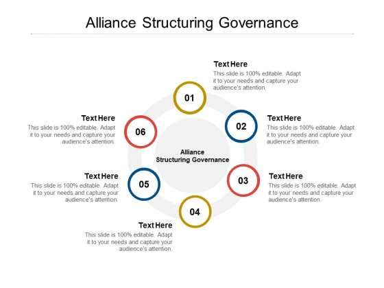 Alliance Structuring Governance Ppt PowerPoint Presentation Portfolio Designs Cpb Pdf