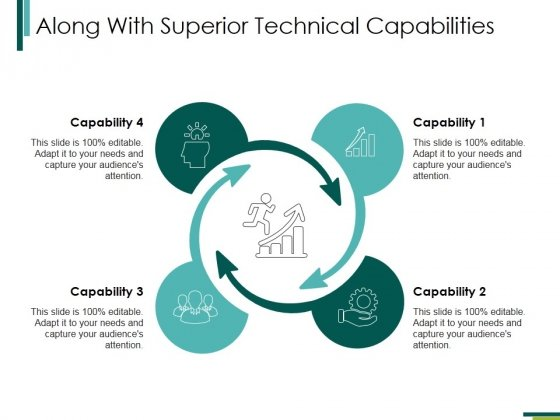 Along With Superior Technical Capabilities Ppt PowerPoint Presentation Show Icon