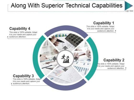 Along With Superior Technical Capabilities Ppt PowerPoint Presentation Slides Inspiration