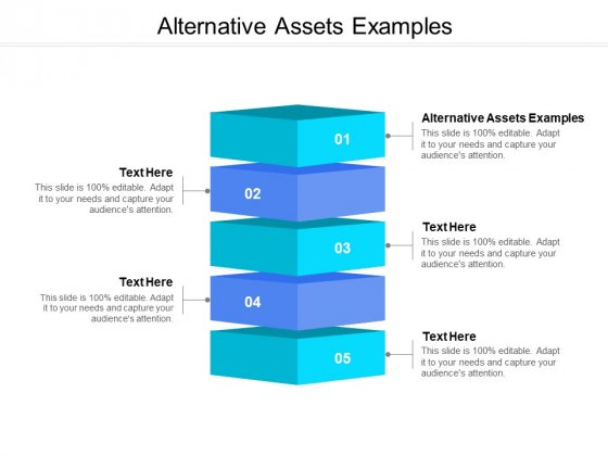 Alternative Assets Examples Ppt PowerPoint Presentation Infographics Picture Cpb