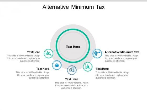 Alternative Minimum Tax Ppt PowerPoint Presentation Icon Smartart Cpb