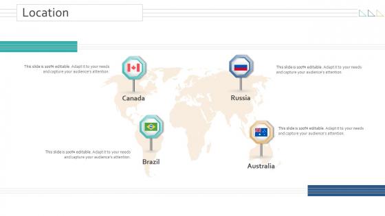 Amalgamation Acquisitions Location Ppt Professional Smartart PDF