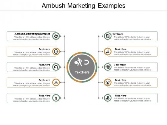 Ambush Marketing Examples Ppt PowerPoint Presentation Information Cpb