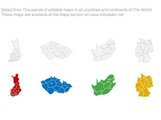 America_Country_Map_With_Locations_Powerpoint_Slides_5