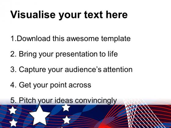 American_Flag_Free_PowerPoint_Slide_Slide_2