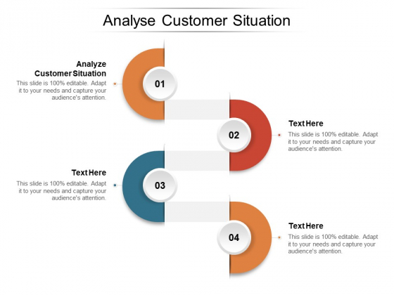 Analyse Customer Situation Ppt PowerPoint Presentation Gallery Backgrounds Cpb Pdf