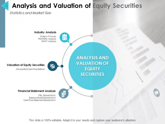 Analysis And Valuation Of Equity Securities Ppt PowerPoint Presentation Show Infographics