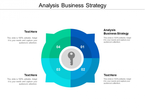 Analysis Business Strategy Ppt PowerPoint Presentation Summary Introduction Cpb