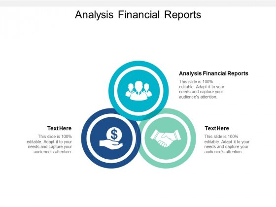 Analysis Financial Reports Ppt PowerPoint Presentation File Graphics Pictures Cpb