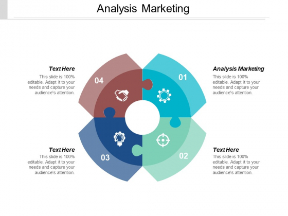 Analysis Marketing Ppt Powerpoint Presentation Icon Graphic Images Cpb
