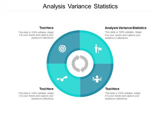 Analysis Variance Statistics Ppt PowerPoint Presentation Pictures Slide Cpb