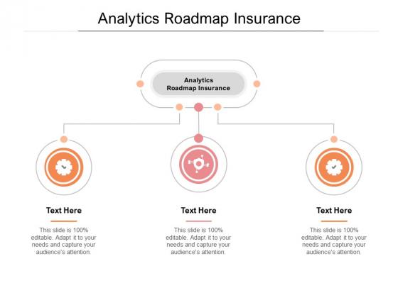 Analytics Roadmap Insurance Ppt PowerPoint Presentation Portfolio Gallery Cpb Pdf