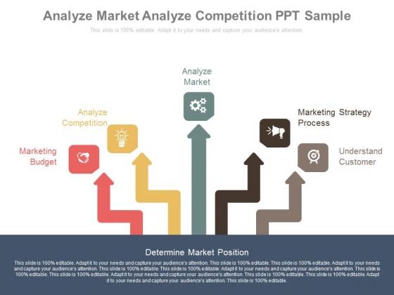 Analyze Market Analyze Competition Ppt Sample