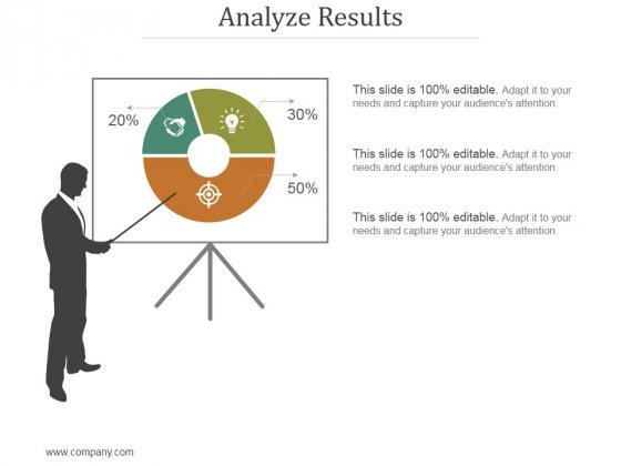 Analyze Results Ppt PowerPoint Presentation Guide