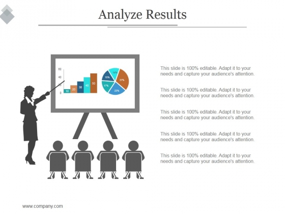 Analyze Results Ppt PowerPoint Presentation Infographic Template