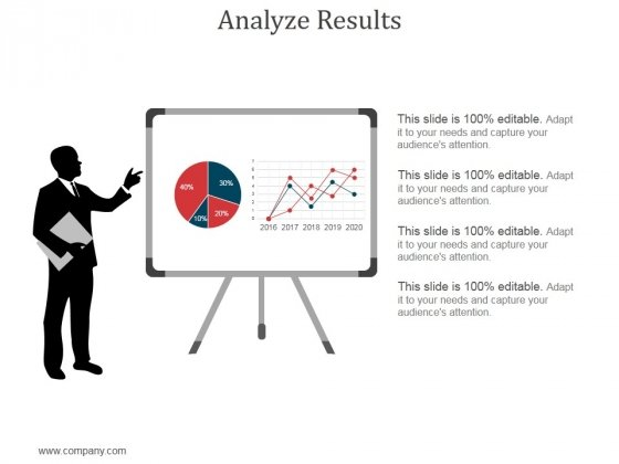 Analyze Results Ppt PowerPoint Presentation Slide