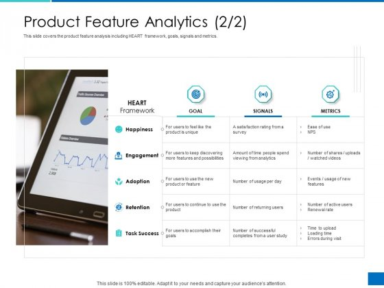 Analyzing Requirement Management Process Product Feature Analytics Goal Microsoft PDF