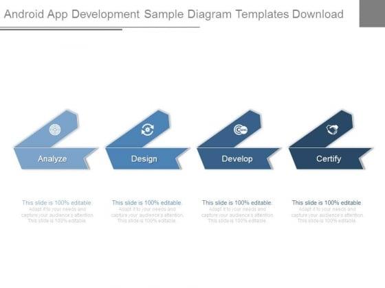 Android App Development Sample Diagram Templates Download