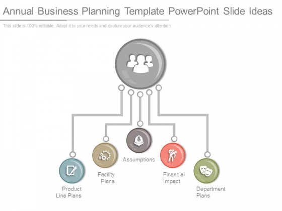 annual business planning template powerpoint slide ideas