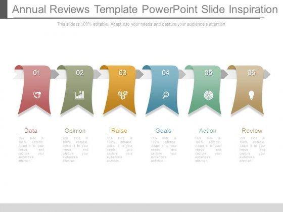 Annual Reviews Template Powerpoint Slide Inspiration