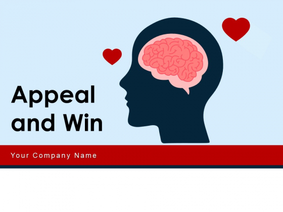 Appeal And Win Businessman Evaluating Human Head Ppt PowerPoint Presentation Complete Deck