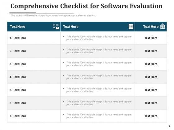 Application_Assessment_Checklist_Performance_Ppt_PowerPoint_Presentation_Complete_Deck_Slide_2
