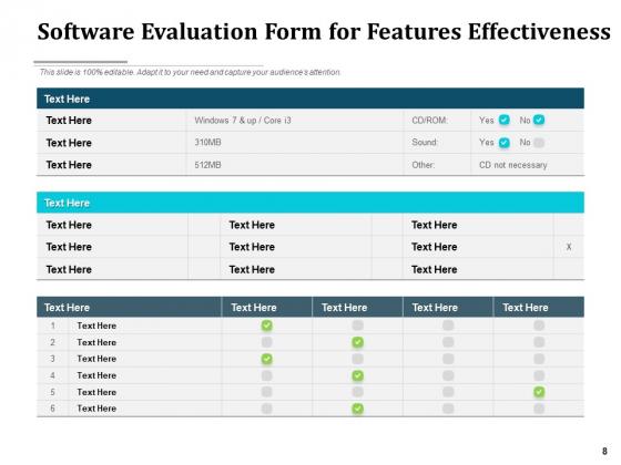 Application_Assessment_Checklist_Performance_Ppt_PowerPoint_Presentation_Complete_Deck_Slide_8