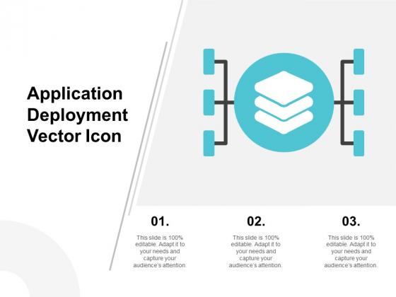 Application Deployment Vector Icon Ppt PowerPoint Presentation Portfolio Icons