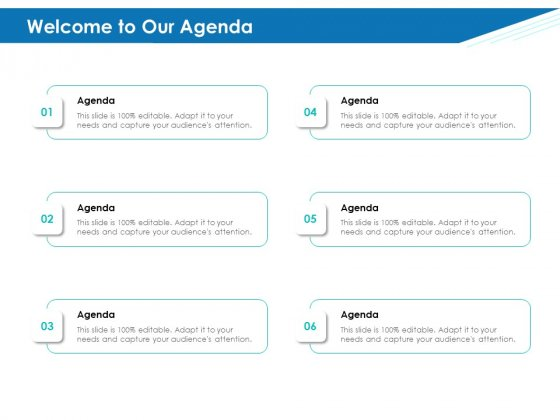 Application Lifecycle Management ALM Welcome To Our Agenda Information PDF