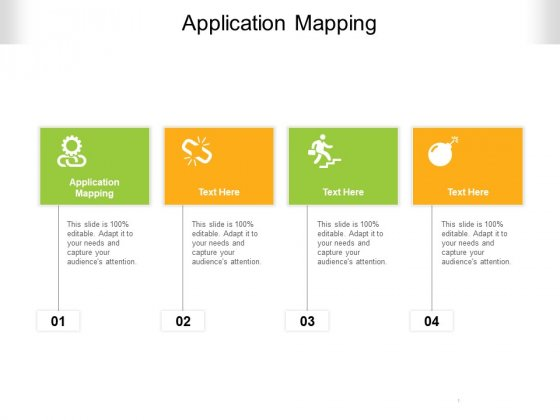 Application Mapping Ppt PowerPoint Presentation Gallery Portrait Cpb Pdf