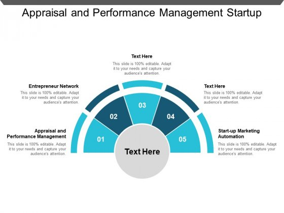 Appraisal And Performance Management Start Up Marketing Automation Entrepreneur Network Ppt PowerPoint Presentation Styles Icons