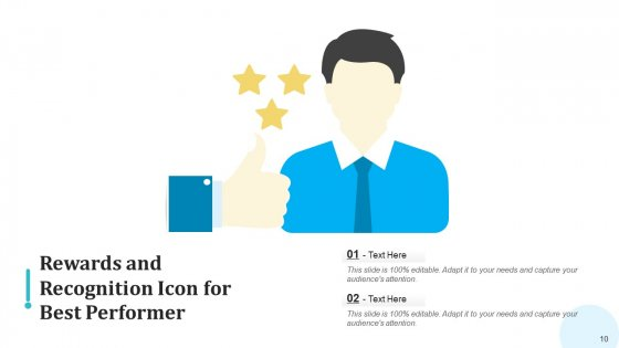 Appreciation_Icon_Performer_Magnifier_Ppt_PowerPoint_Presentation_Complete_Deck_With_Slides_Slide_10