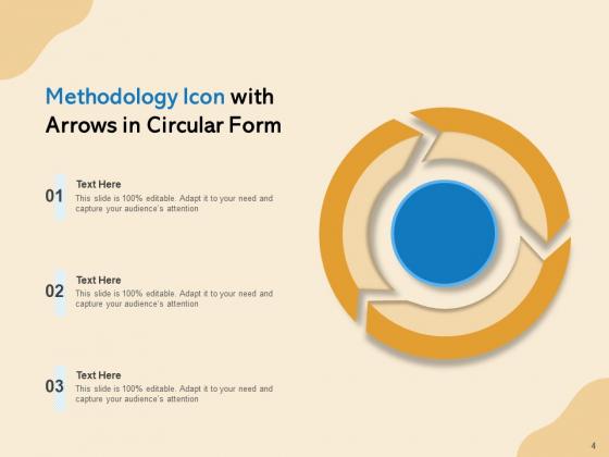 Approach_Symbol_Strategies_Arrows_Circular_Ppt_PowerPoint_Presentation_Complete_Deck_Slide_4