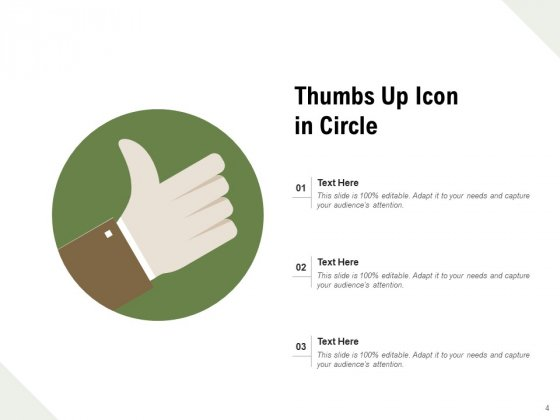 Approval_And_Encouragement_Circle_Bulb_Ppt_PowerPoint_Presentation_Complete_Deck_Slide_4
