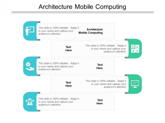 Architecture Mobile Computing Ppt PowerPoint Presentation Infographics Themes Cpb Pdf