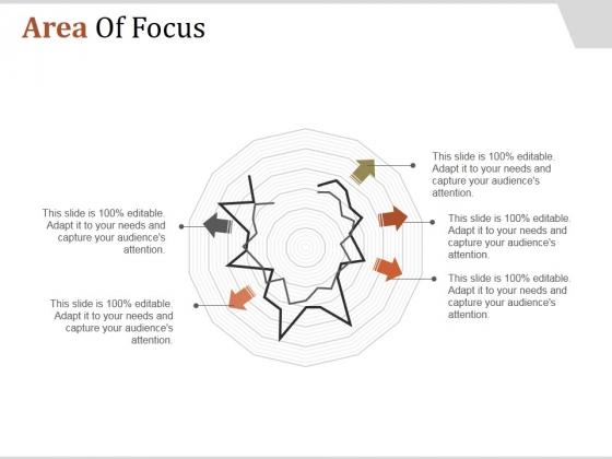 Area Of Focus Ppt PowerPoint Presentation Guide